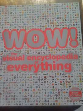WOW THE VISUAL ENCYCLOPEDIA OF EVERYTHING NEW EDITION (DK)ADN(PENGUIN)