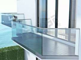 Sartika stel $5272 balkon stainlis kaca sepex trbaru