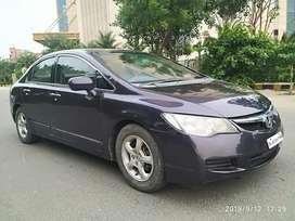 Honda Civic 1.8S MT, 2008, CNG & Hybrids