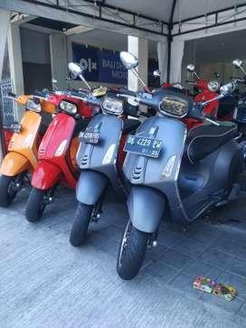 Vespa sprint iget ABS facelift registrasi 2020 lokasi Bali