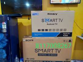 "Sony 43"" Smart Android Led TV new version"