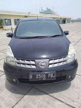Nissan grand livina xv at 2009 tdp 8 jt