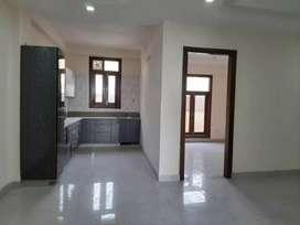 2 bhk builder floor in saket modular kitchen car parking