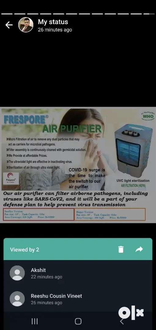 Airpurifier