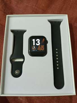 T500 Plus Smart Watch With Charger And Box