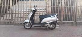 Silver access 125 .2018 .1st owner .good condition at SS MOTORS