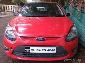 Ford Figo Duratorq Diesel ZXI 1.4, 2010, Diesel