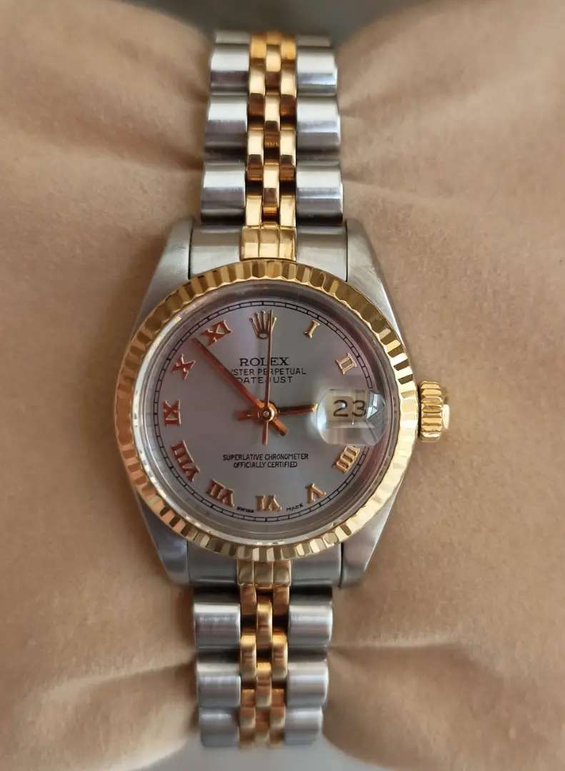 original ladies Rolex 79173 26mm is available in janion condition 0