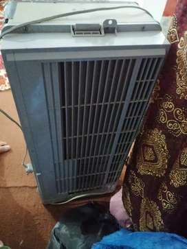 Portable AC Running Condition