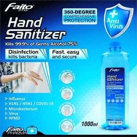 Hand sanitizer pembasmi kuman harga murah aroma Melati berbagai ukuran
