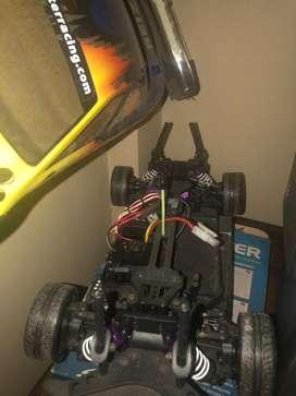 Rc drift caster racing