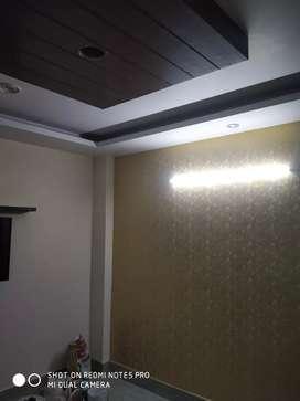 2 BHK 63 gaj flat lift car park 100 MTR uttam Nagar West metro 36 lakh