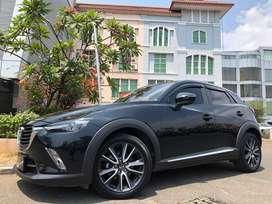 CX-3 GT 2018 Black On Black Km10rb Speedo HUD Keyless Eng.Start