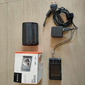 Sony DSC W-810 20.1MP (Amazon Bestseller)