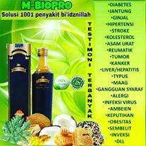 m biopro herbal 1001 original
