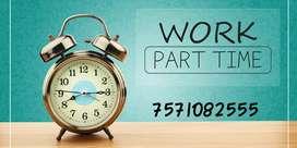 Hiring 4 back office executive/data entry operator/account/tech proc