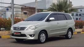 Toyota Grand Innova Diesel 2.5 G AT 2012 Irit Perfect banget