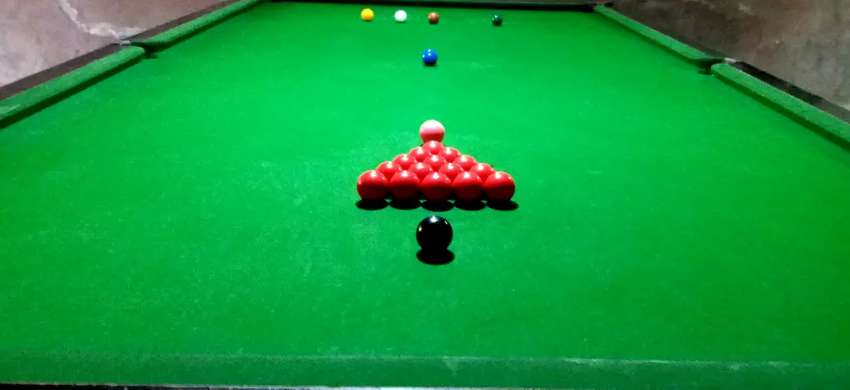 Snooker club chalta karobar 0