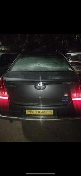 Toyota Etios 2014 Diesel Good Condition Taxi number