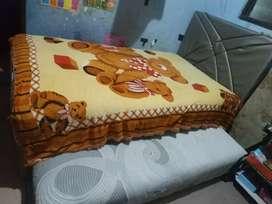 Di jual cepet spring bed comforta teennegers mulus