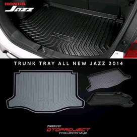 trunk tray a.n jazz 2014 on