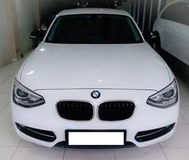 BMW F 30 116i Sport Line AT 2012/2013 Putih Terawat Seperti Baru