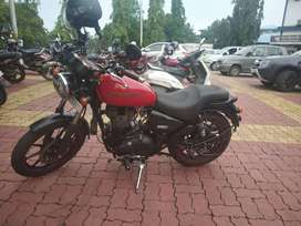 Royal Enfield Thunderbird 350x 2018 model in excellent condition