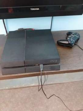 SONY PS4 SLIM 1 TB MACHINE WITH GAMES FOR SALE