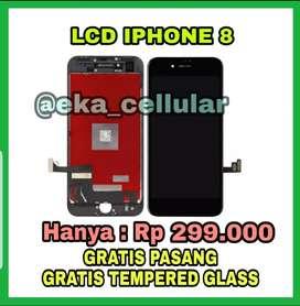 Lcd Iphone 8 Harga murah,,gratis pasang,,bergaransi