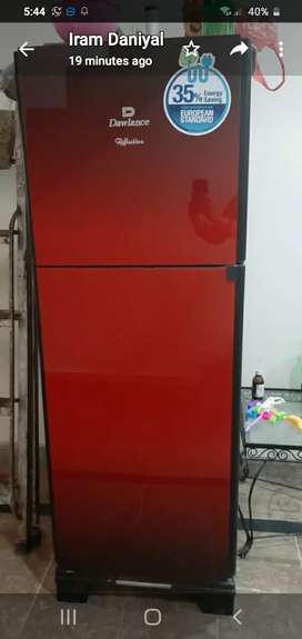 Dawlance fridge 10 by 10 condition