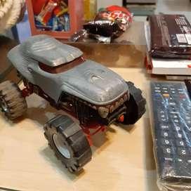 Hot Wheels Monster Truck King Kong Bahan Custom
