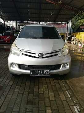 Dijual cash dan credit Daihatsu allnew xenia x manual 2013