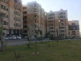 One bed apartment Defence Residency Block 12 at 1st floor for sale