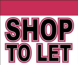 TO-LET FOR SHOP. RENT -5000 /SECURITY AMOUNT -2L