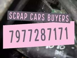 Sgg--- WE BUY SCRAP CARS OLD CARS ACCIDENTAL CARS DEAD CARS BUYERS