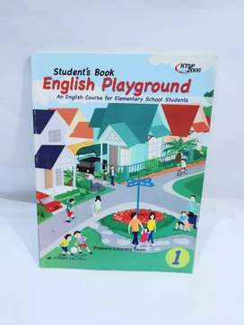 Student's Book English Playground, An English Course for Elementary