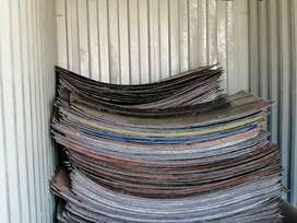 Drum Sheet Barrel Sheet