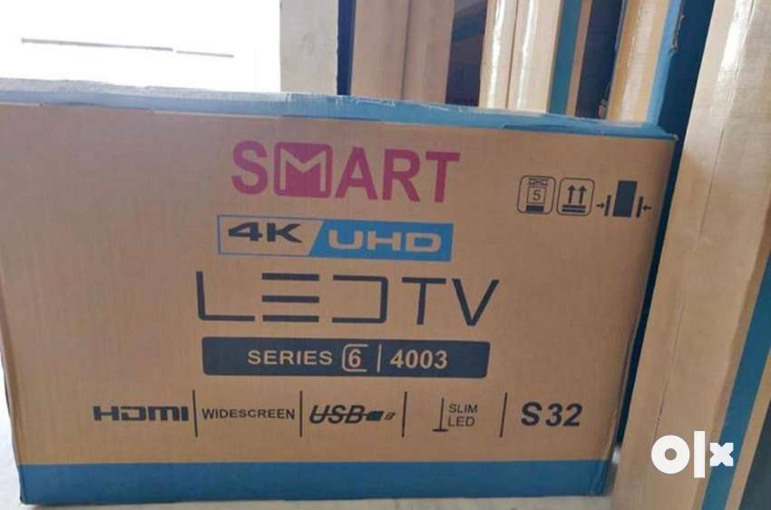 """Smart LED TV 32""""/40"""""""" available at our store call 0"""