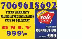 TATASKY AND AIRTEL NEW OFFER