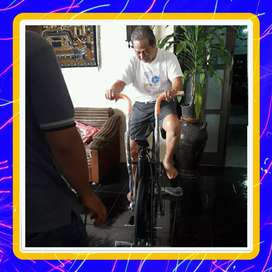 Alat fitnes sidoarjo platinum bike BEST total JM5