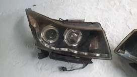 Cruze projector  head light headlamp used