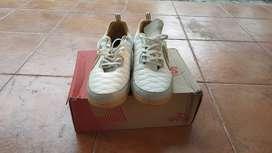 Sepatu Futsal Specs Metasala Nativ Putih