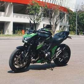 Kawasaki Z800 2013 good condition