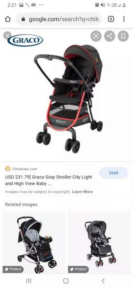 Child trolly upto 5 years