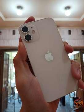 IPhone 12 MINI 128GB PUTIH INTER