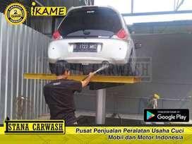 Suplyer Peralatan Usaha Cuci Mobil dan Motor Hidrolik