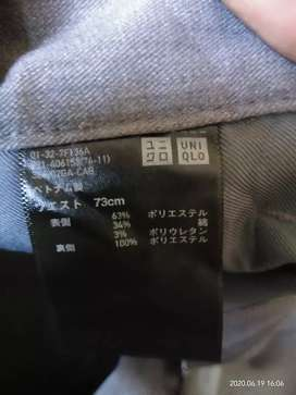 Celana merk uniqlo