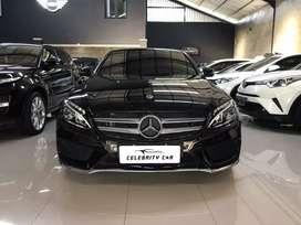 Mercedes Benz C200 2018 AT Hitam Istimewa TT Bmw Mini Accord VW Camry