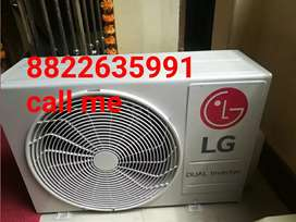 LG AC NEW CONDITION