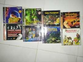 VCD Harun Yahya Series 8 kaset vcd mulus